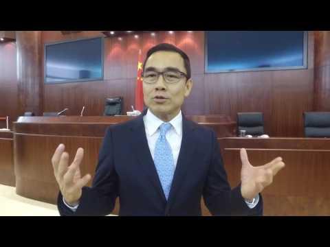 2016.11.15 對2017財政年度施政報告意見